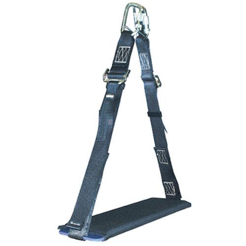 Bosun chair full-body harness