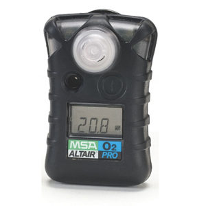 altair pro gas detector